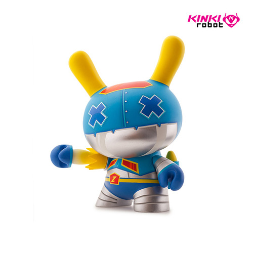 5INCH DUNNY DAIROBO Z BY DOLLY OBLONG