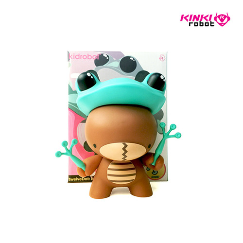 5INCH DUNNY INCOGNITO BY TWELVE DOT