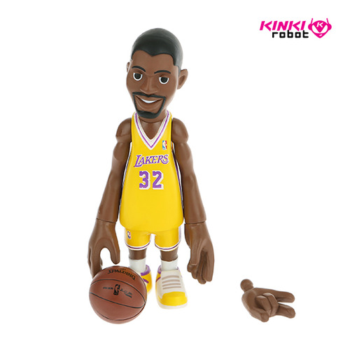 NBA LEGEND FIGURE_MAGIC JOHNSON