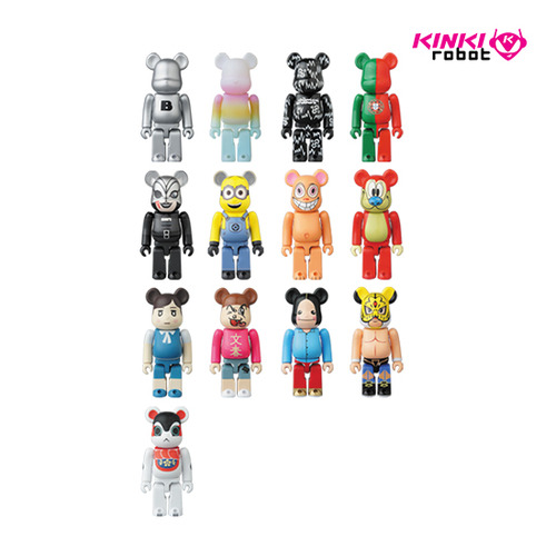 BEARBRICK 34 SERIES (홀케이스)