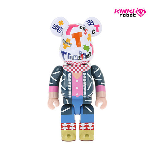 400%BEARBRICK Amplifie ZERRY