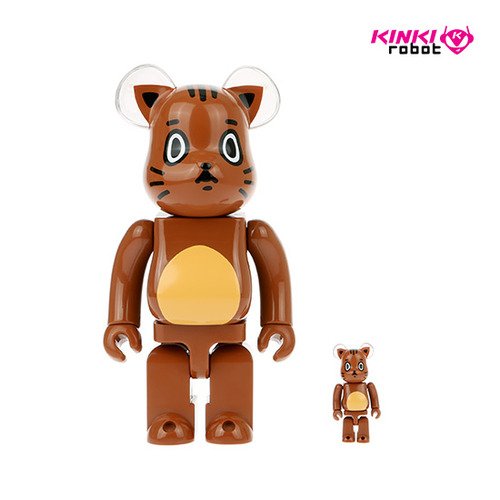 400+100%BEARBRICK ETO NO NEKO SET