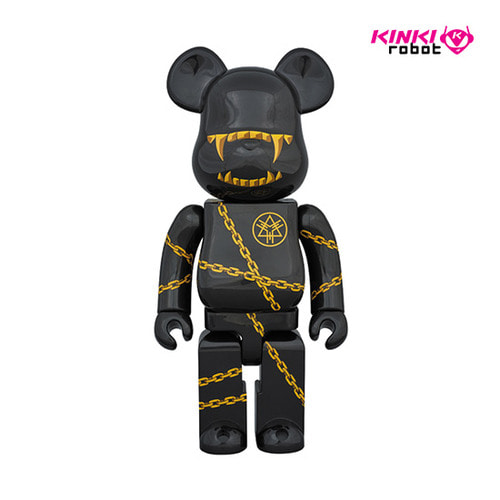 400%BEARBRICK MISHKA x LONG (프리오더)