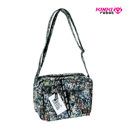 PORTER SHOULDER BAG JACKSON POLLOCK 2