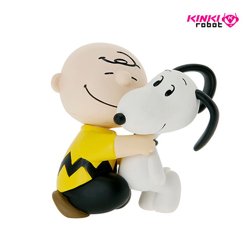 UDF PEANUTS SERIES8 CHARLIE BROWN & SNOOPY
