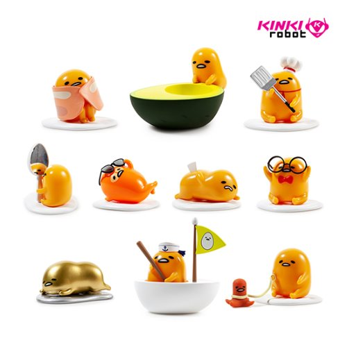 GUDETAMA EGGSTRA LAZY MINI SERIES (단품)
