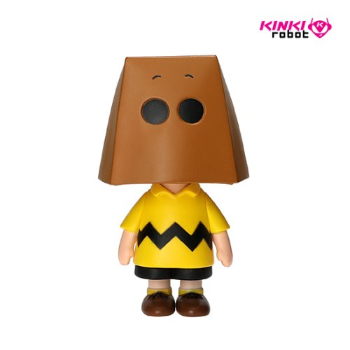 UDF PEANUTS S10_CHARLIE BROWN_GROCERY BAG VER