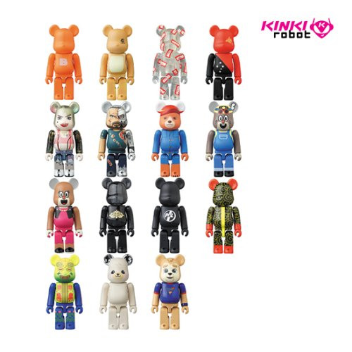 BEARBRICK 39 SERIES (홀케이스)