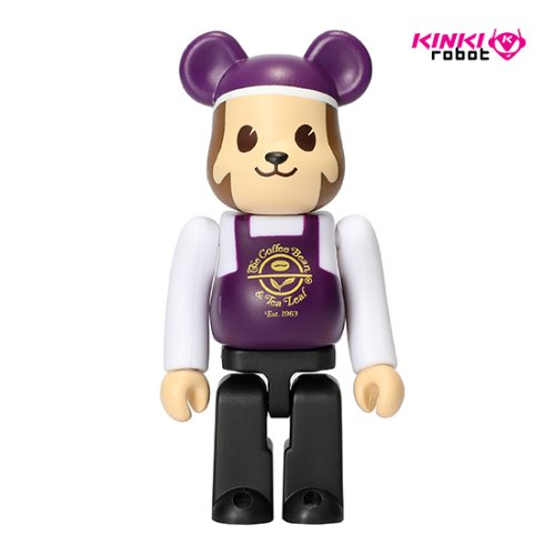 (회원 ONLY) 100%BEARBRICK COFFEEBEAN