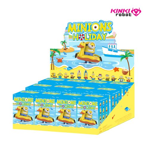 MINIONS HOLIDAY SERIES (단품)