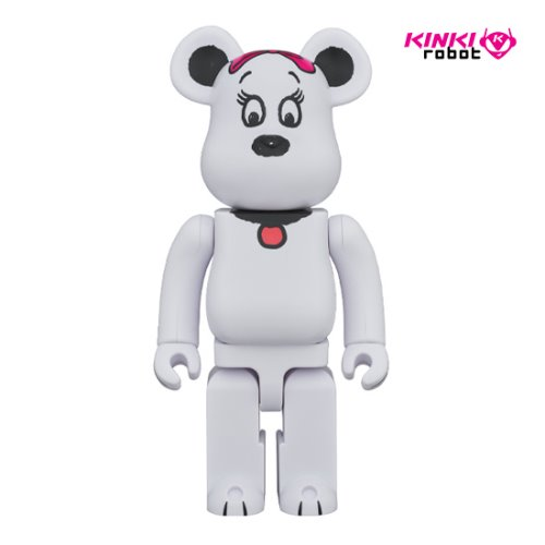 400%, 1000%BEARBRICK BELLE (프리오더)