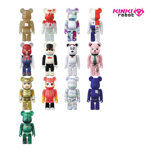 BEARBRICK 40 SERIES (홀케이스)