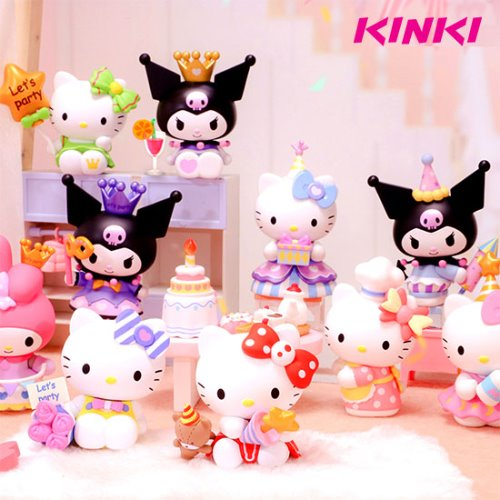 Sanrio Characters Party series