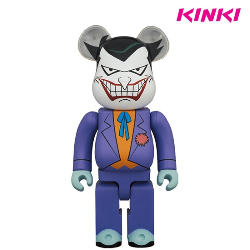 1000%BEARBRICK JOKER (BATMAN THE ANIMATED SERIES VERSION)