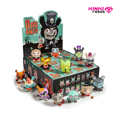 THE ODD ONES DUNNY MINI SERIES BY SCOTT TOLLESON (홀케이스)