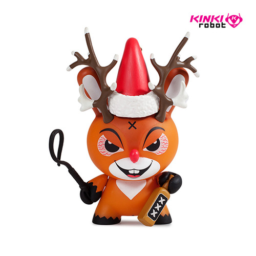 3INCH DUNNY HOLIDAY RISE OF RUDOLPH