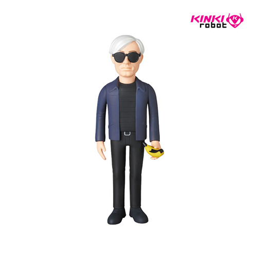 VCD ANDY WARHOL NAVY VER