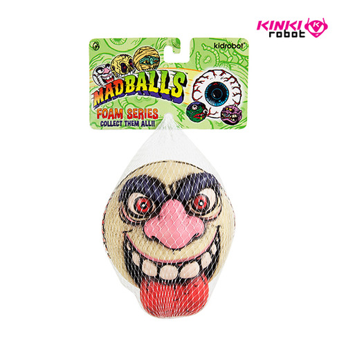 Madballs Foam Series_Screamin Meamie