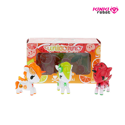 UNICORNO FRUIT 3PACK