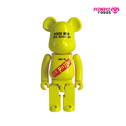 200% BEARBRICK SEX PISTOLS