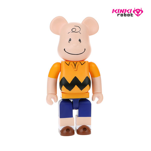 400%BEARBRICK CHARLIE BROWN