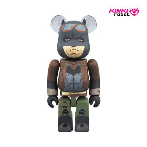 100%BEARBRICK KNIGHTEMARE BATMAN