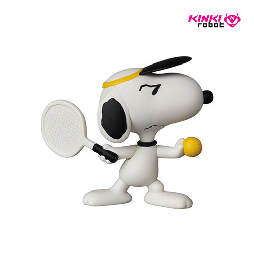 UDF PEANUTS SERIES5 TENNIS PLAYER SNOOPY
