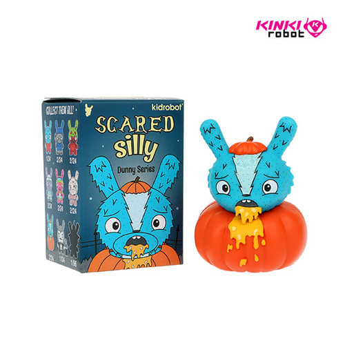 DUNNY SCARED SILLY SERIES BY JENN&TONY BOT