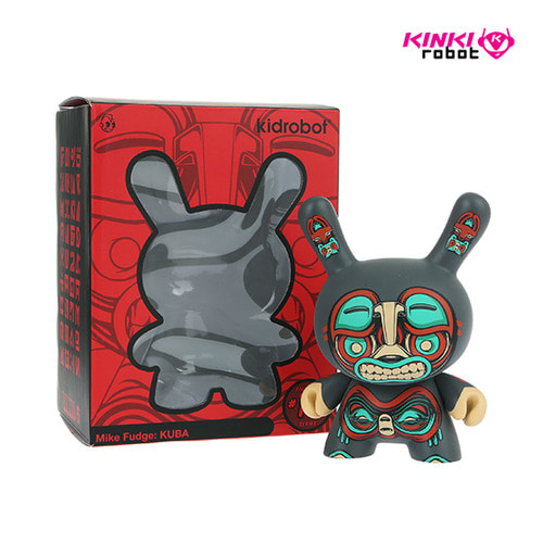 "5""DUNNY KUBA BY MIKE FUDGE (DP상품)"