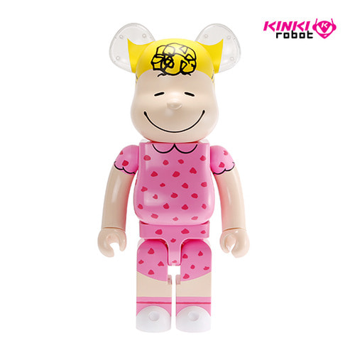 1000%BEARBRICK SALLY BROWN
