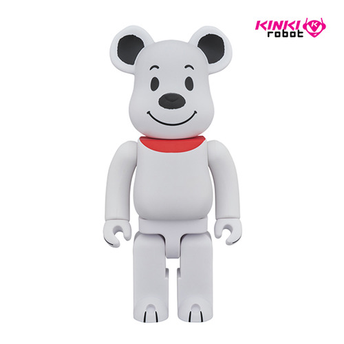 400%BEARBRICK SNOOPY