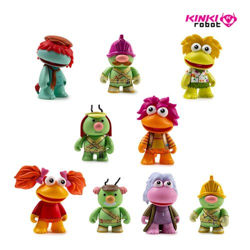 FRAGGLE ROCK MINI SERIES(단품)