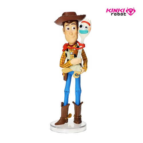 UDF TOYSTORY4_WOODY&FORKY