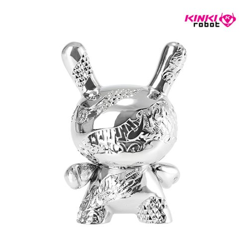 "5""DUNNY NEW MONEY METAL BY TRISTAN EATON"