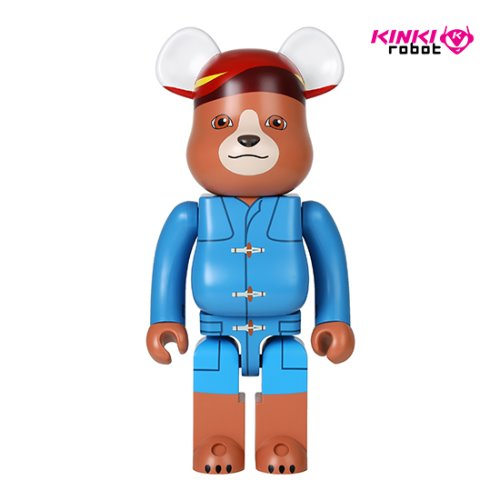 1000%BEARBRICK PADDINGTON