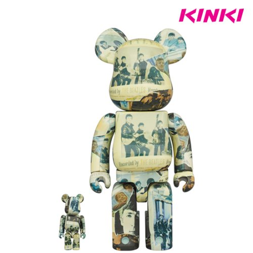 400%+100%, 1000%BEARBRICK The Beatles Anthology (프리오더)