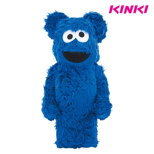 1000% BEARBRICK COOKIE MONSTER COSTUME VER.