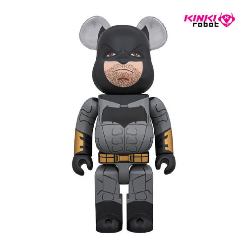 1000%BEARBRICK BATMAN (JUSTICE LEAGUE VER)