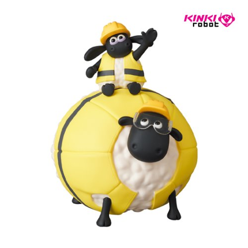 UDF A Shaun the Sheep Farmageddon Timmy & Shirley (프리오더)