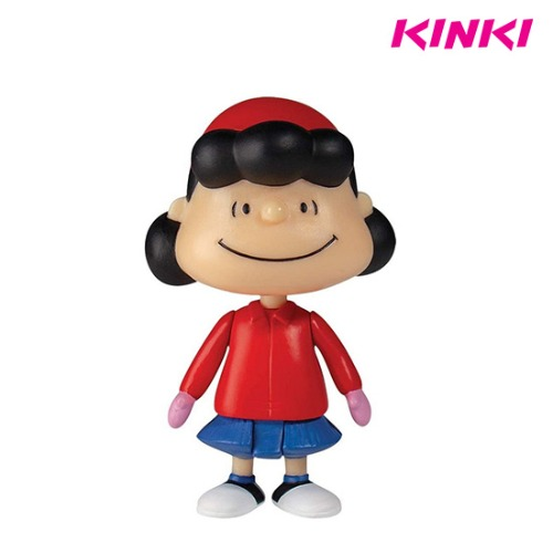 PEANUTS REACTION FIGURE - WINTER LUCY