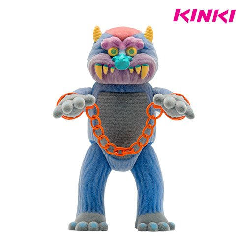 MY PET MONSTER REACTION FIGURE - FLOCKED MONSTER