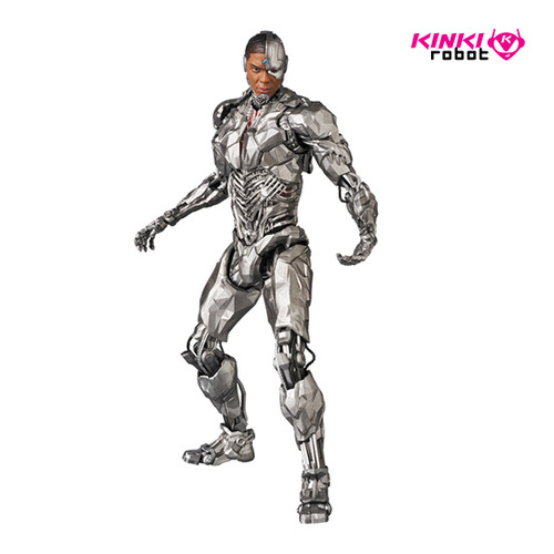 MAFEX CYBORG JUSTICE LEAGUE