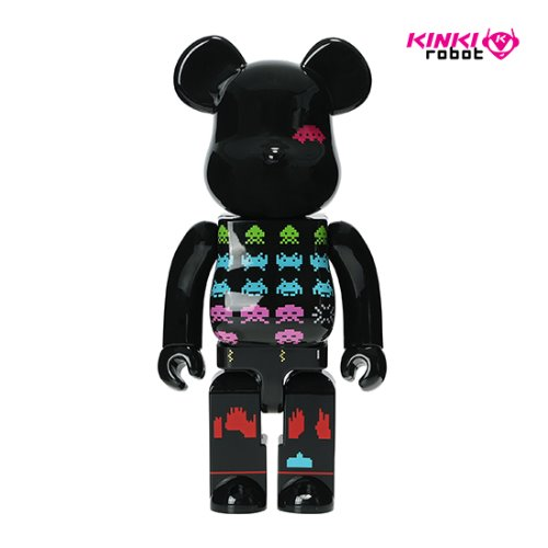 400%BEARBRICK SPACE INVADERS (오픈상품)