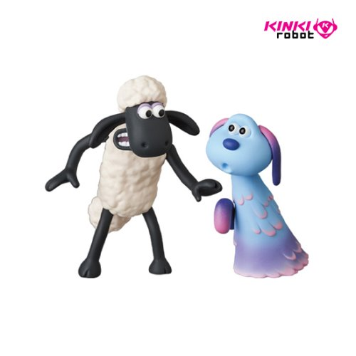 UDF A Shaun the Sheep Farmageddon Shaun & Lula (프리오더)