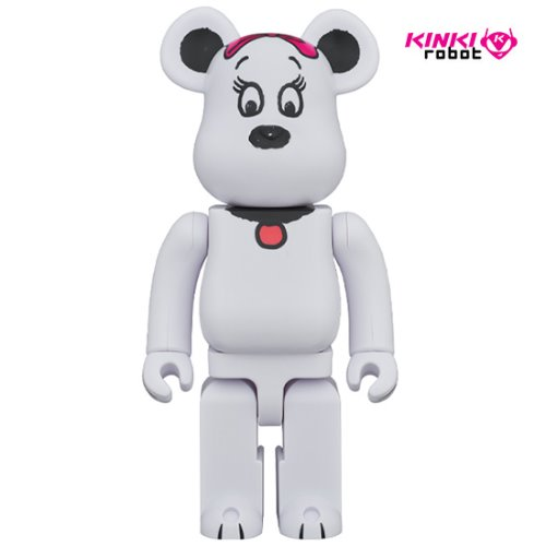 400%BEARBRICK BELLE