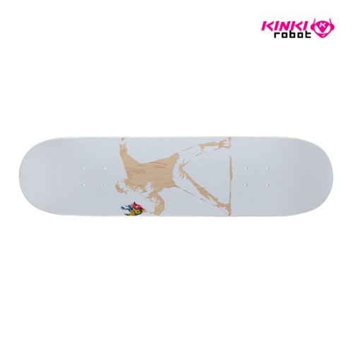 "[오픈상품] BRANDALISM SKATEBOARD DECK ""FLOWER BOMBER"" 5th (ASIA ONLY)"