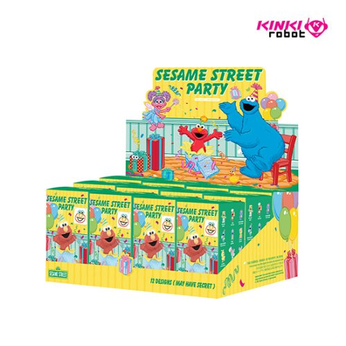 SESAME STREET PARTY SERIES